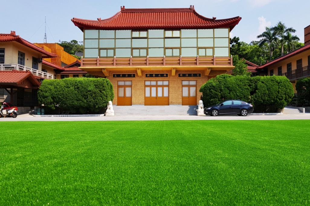 草皮達人[Masturf]-Yitung Temple - Terrace green